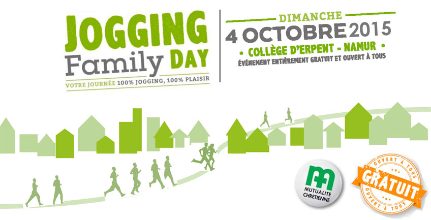 Jogging Family Day